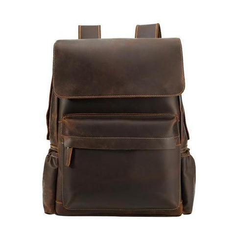 Crazy Horse Leather Backpack II