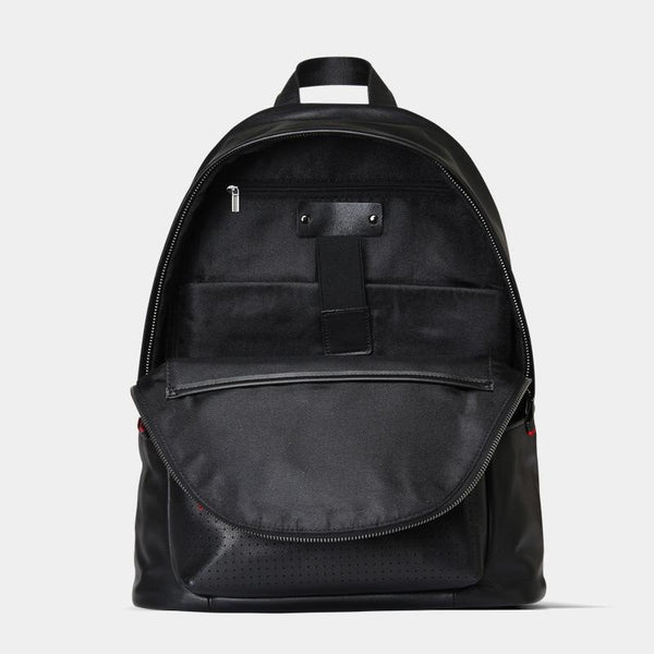 Sigma Leather Laptop Backpack II - YONDER BAGS