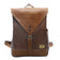 Spark Vintage Leather Backpack
