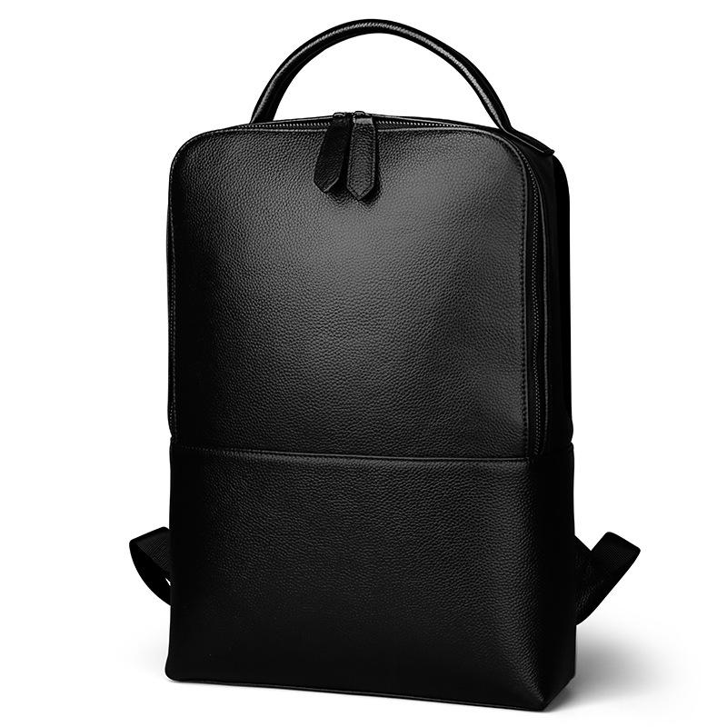 Spry Leather Laptop Backpack – YONDER BAGS 0259cb846f52
