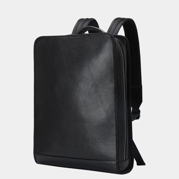 Spry Leather Laptop Backpack II - YONDER BAGS