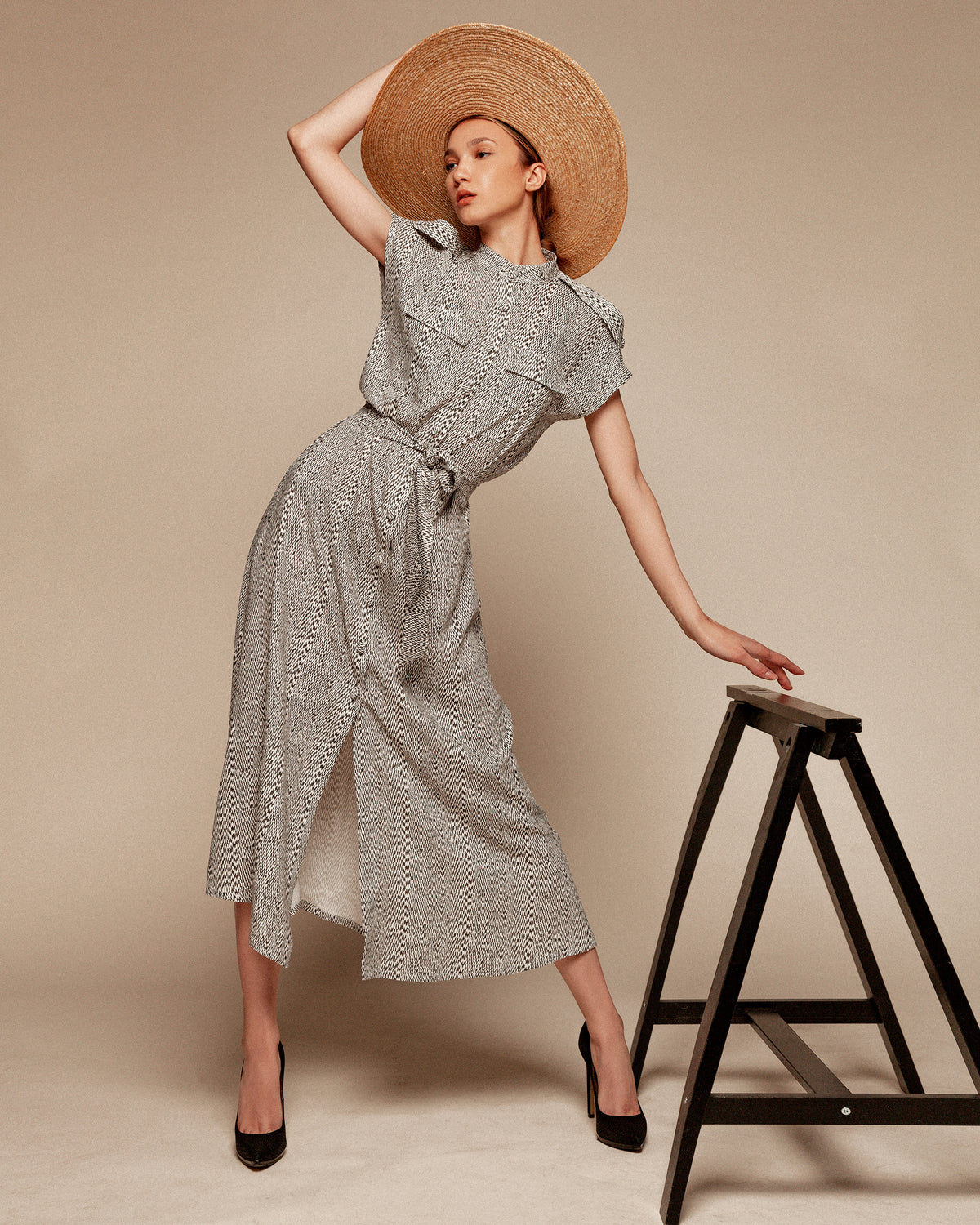 Long shirt savana Dress