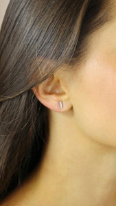 Column: Two-Way Diamond earrings - meherjewellery