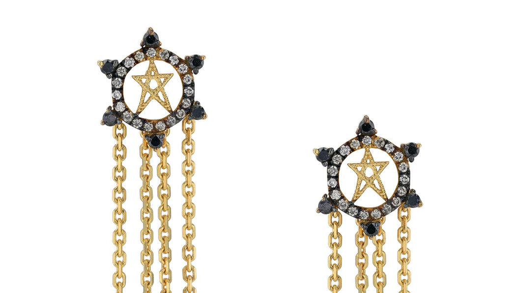 Starry Nights - Totality - meherjewellery