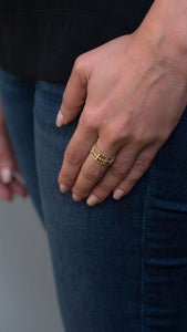 Joy Ring - meherjewellery
