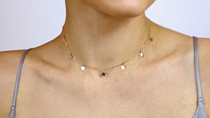 Adorn: Stellaris Necklace - meherjewellery