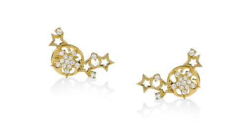 Constellation Studs - meherjewellery