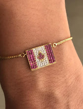 Load image into Gallery viewer, The Patriot - Flag Bracelet - meherjewellery