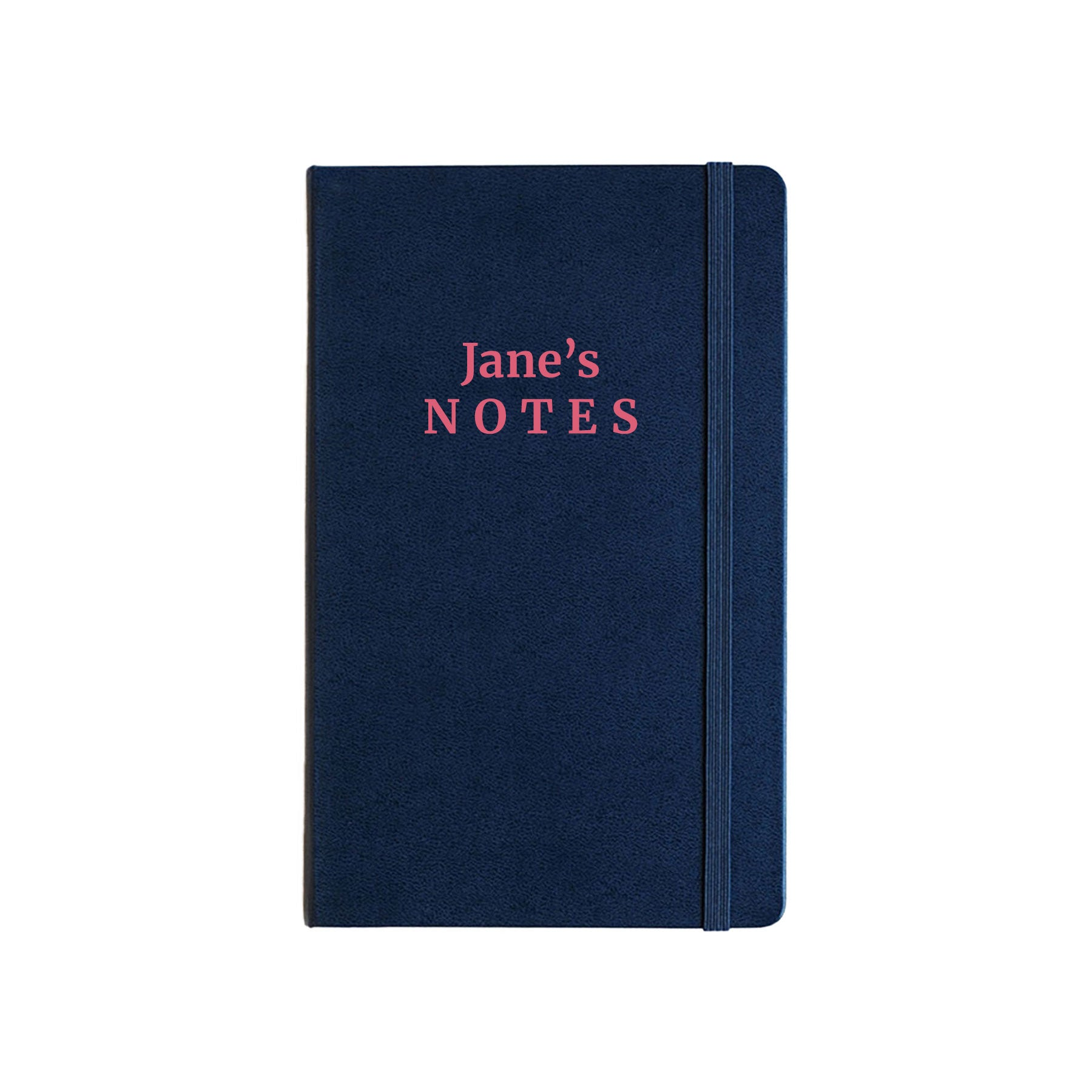 Classic Hardcover Notebook Large