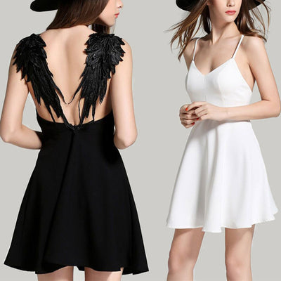 Angel Wings Dress 2017