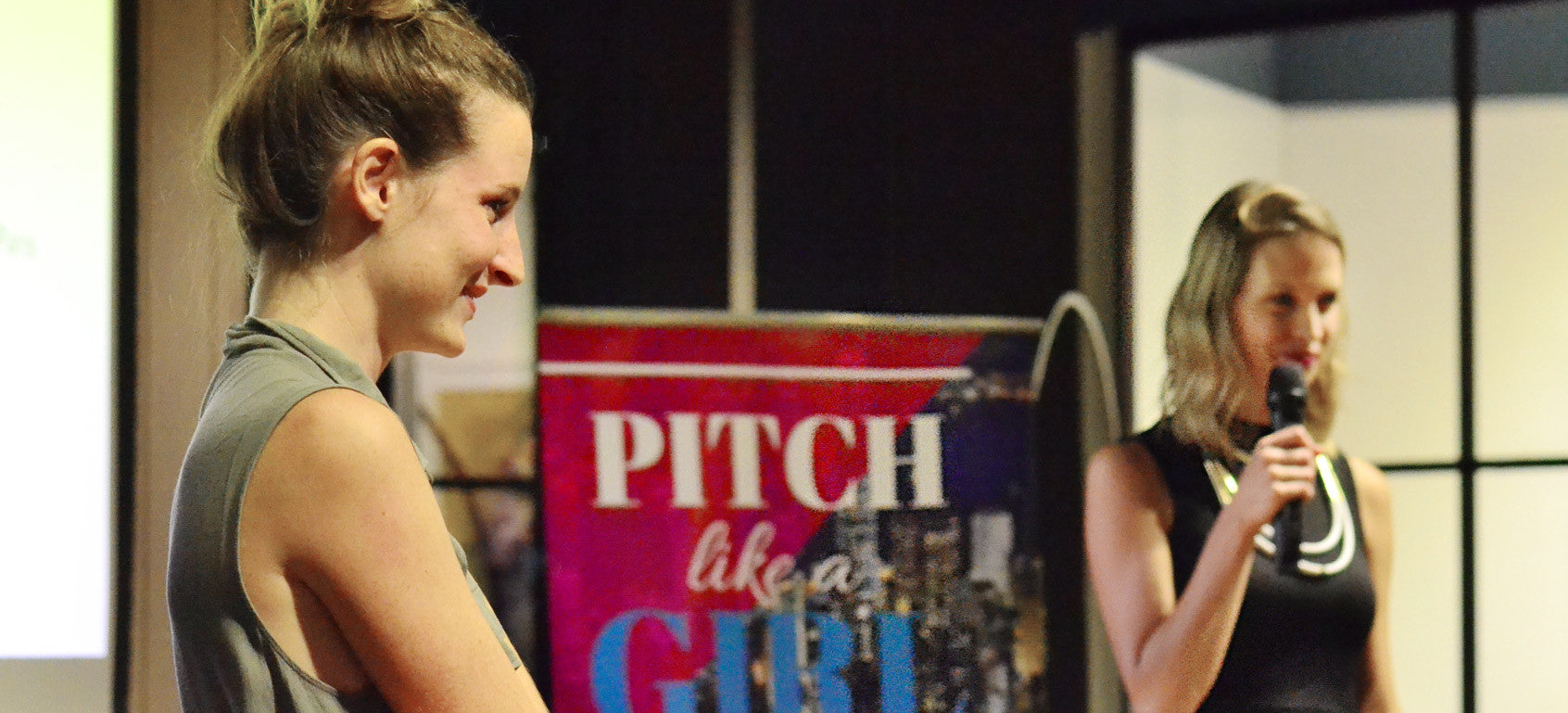 Pitch Like A Girl (Rise), our pitch for investors at Metta