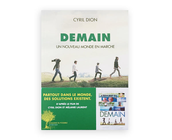 Book Demain by Cyril Dion
