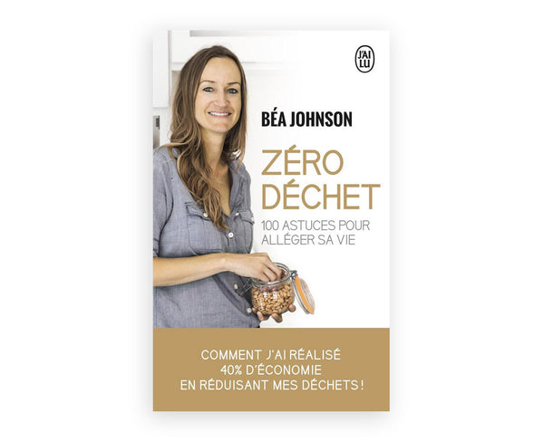 Book Zero Dechet by Bea Johnson