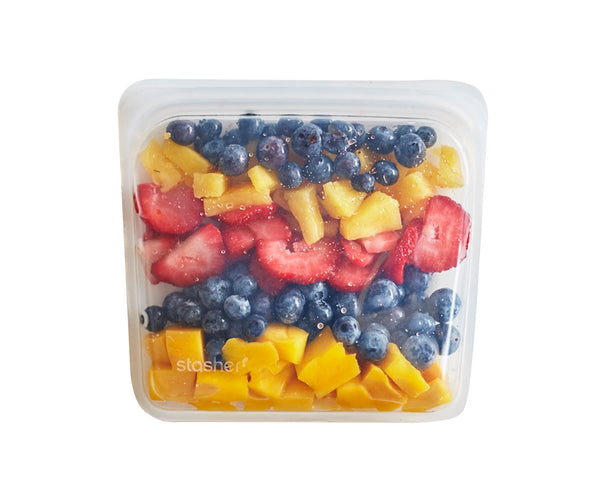 Stasher bag silicone - sandwich size