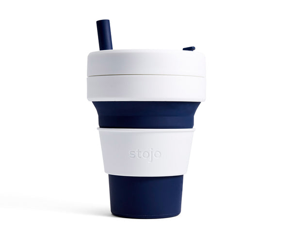Collapsible pocket cup 16oz