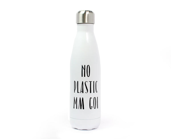 No Plastic Mm Goi bottle - Hong Kong