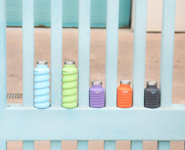 Collapsible water bottle 20oz