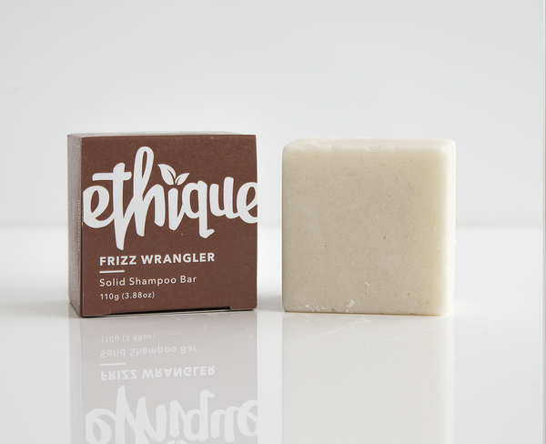 Solid shampoo bar