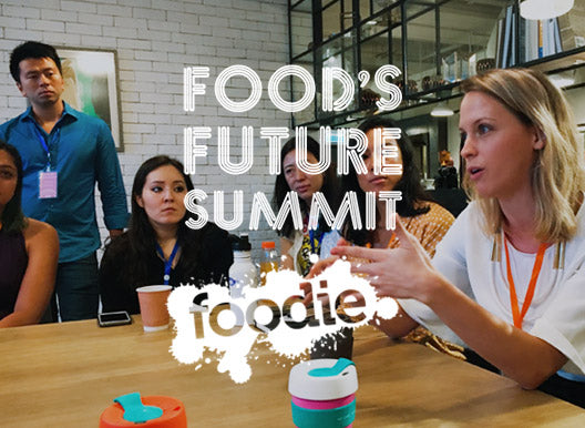 Food Future Summit 2017, organized by Foodie, at Eaton House