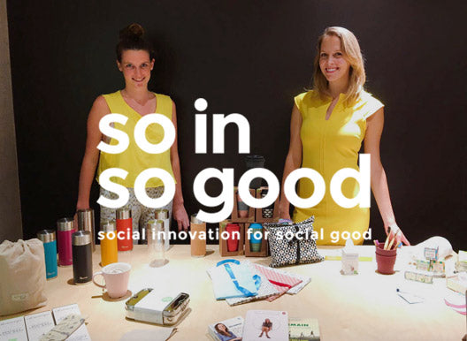 They celebrate social innovation, So In So Good X Naked Hub