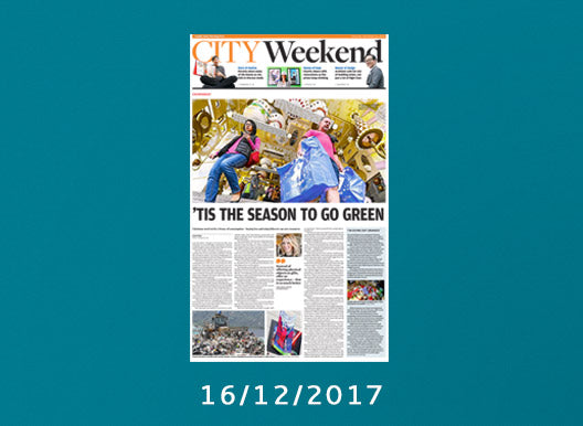 SCMP - 'Tis the season to go green