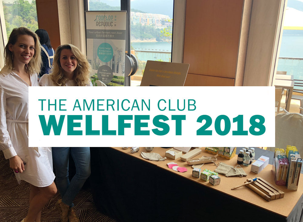 The American Club's WellFest 2018