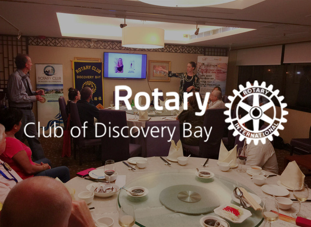 Zero Waste Talk at Rotary Club, Discovery Bay, Hong Kong