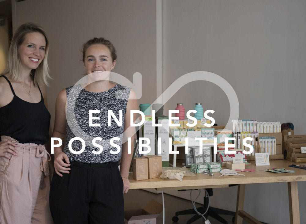 Endless possibilities, for Clean The World Asia