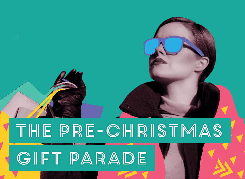 The Pre-Christmas Gift Parade at Conrad - November 2018