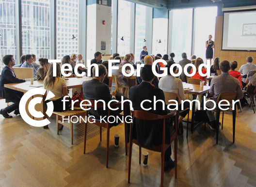 Tech4Good, The Future is Now, So In So Good, French Chamber Hong Kong