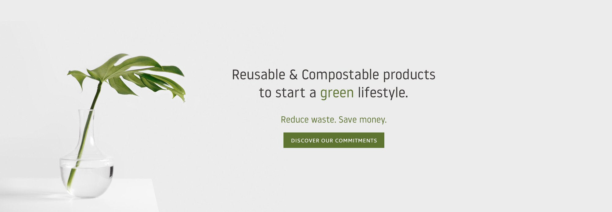 Presentation zero waste products