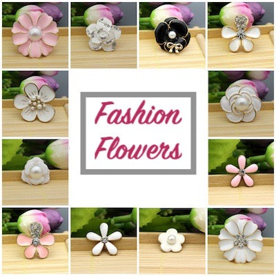 Various Fashion Flowers