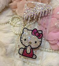 Raindrop Crystal Hello Kitty 2