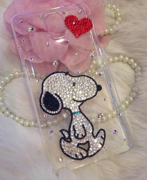 Sprinkle Crystal Snoopy