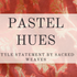 Pastel Hues – Style Statement by Sacred Weaves