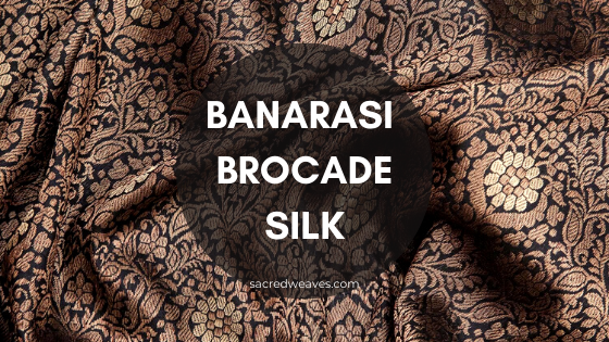 Viraasati Brocade - A heirloom