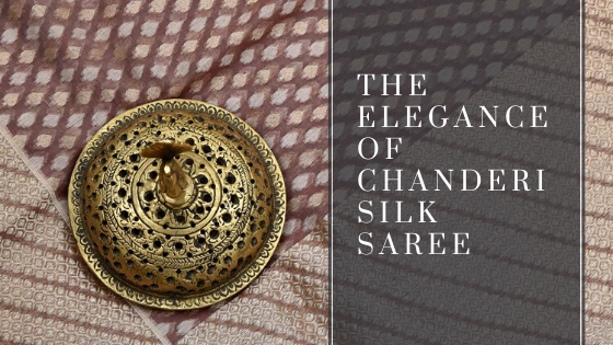 The Elegance of Chanderi Silk Saree