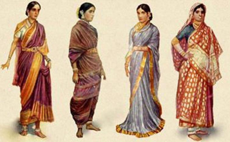 From Where The Saree Began - A SW Edition
