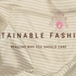 Reasons why you should care for Sustainable Fashion