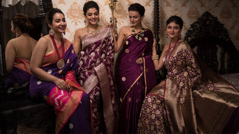 Ugadi - The Festive Collection at Sacred Weaves