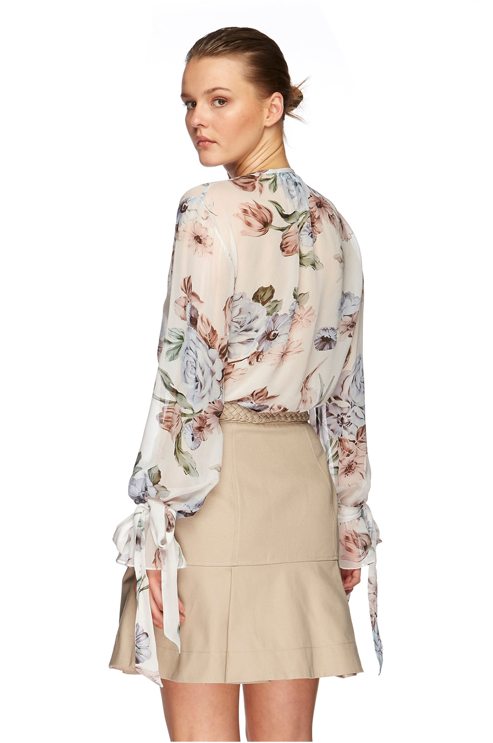 Posy Georgette Blouse
