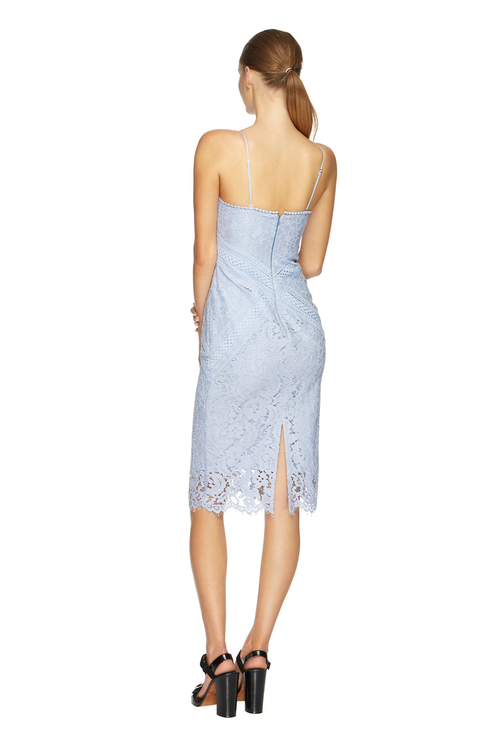 Melody Lace Sheath Dress