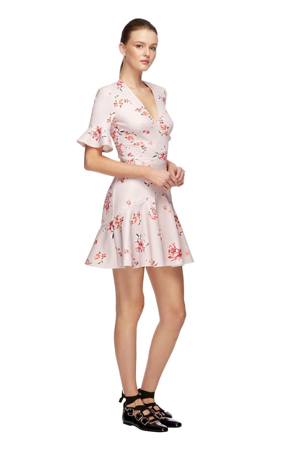 Blossom V Flip Dress
