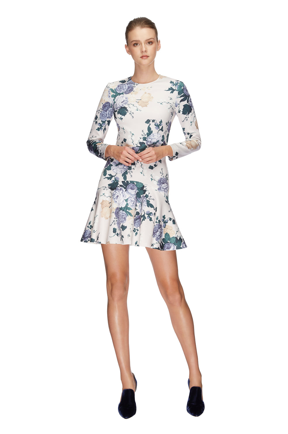 Peony Mini Flip Dress