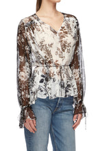 Midsummer Silk Blouse