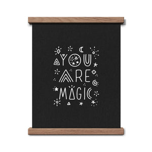 Worthwhile Paper - You Are Magic 8 x 10 Print