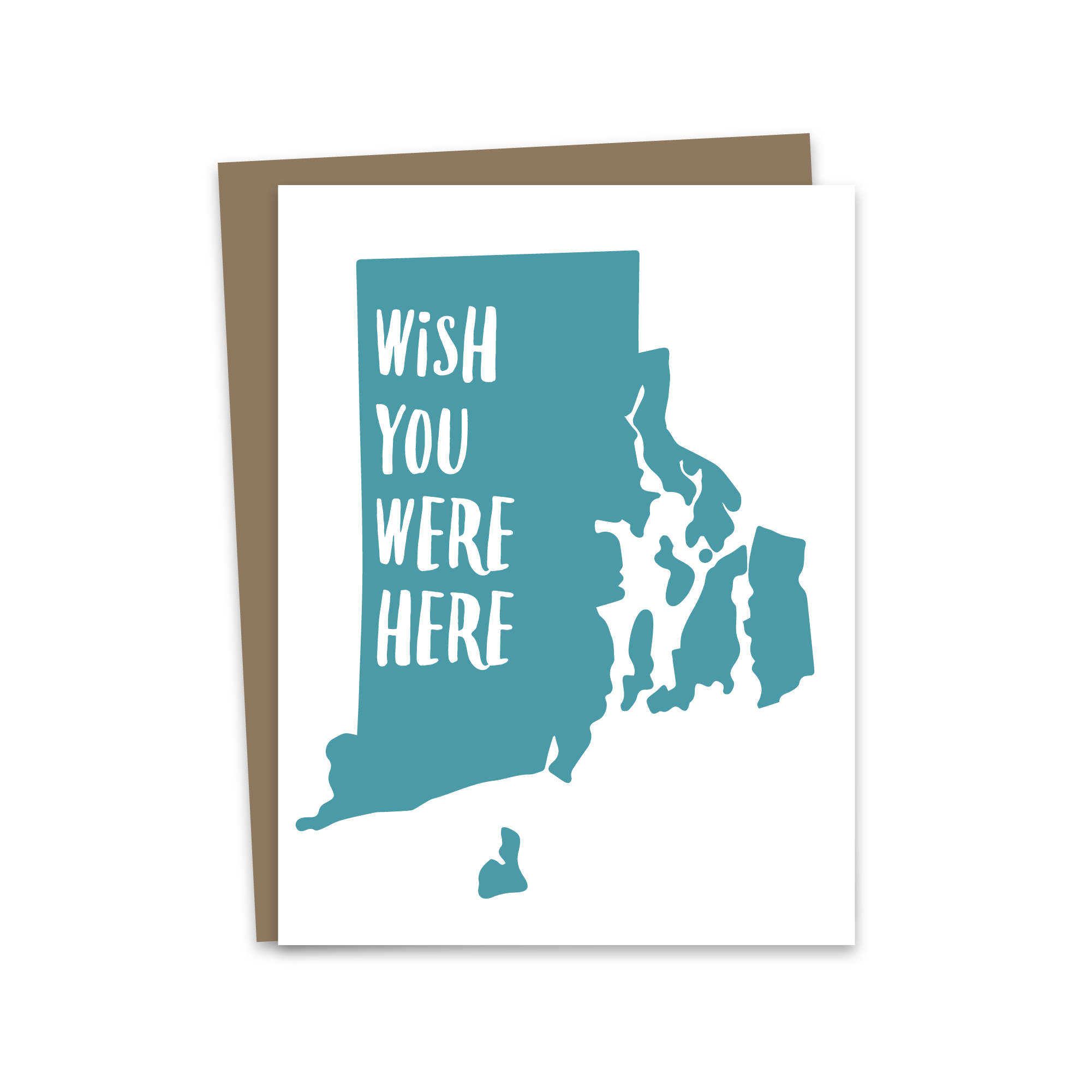 Wish You Were Here - Rhode Island