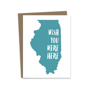 Wish You Were Here - Illinois