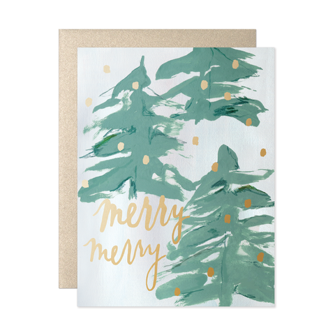 Merry Merry Card