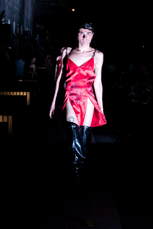 du Mal look 8... dripping with poisons...
